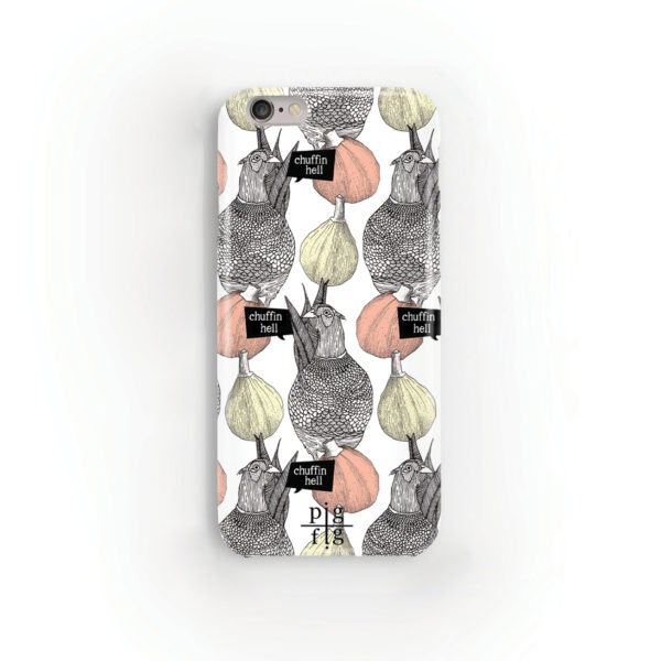 Pheasant & Garlic Phone Case