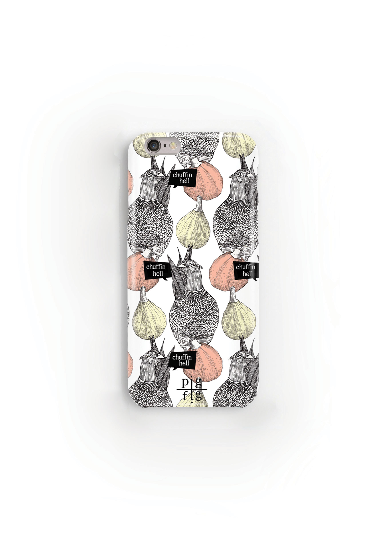 Pheasant & Garlic Phone Case