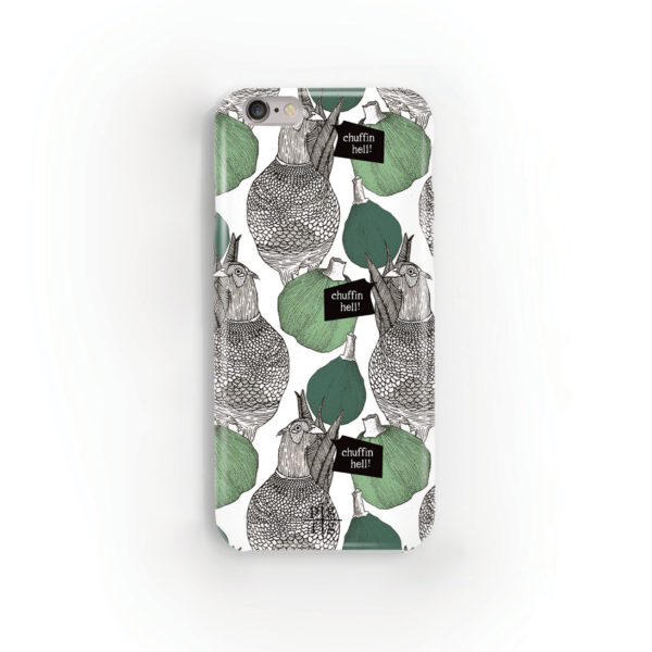Pheasant & Green Fig Phone Case